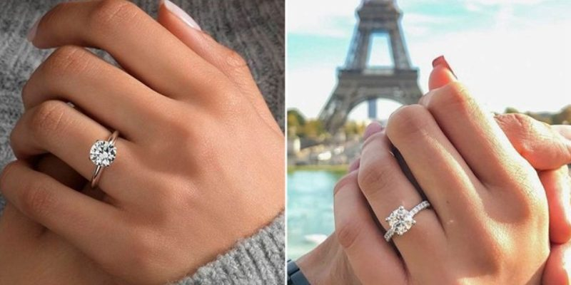 Quiz: How To Pick An Engagement Ring?