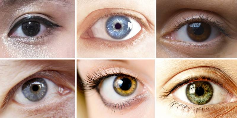 Quiz: What Does Your Eye Color Say About You?
