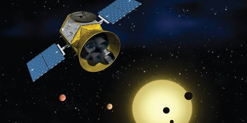 Quiz: How Much You Know About Transiting Exoplanet Survey Satellite?