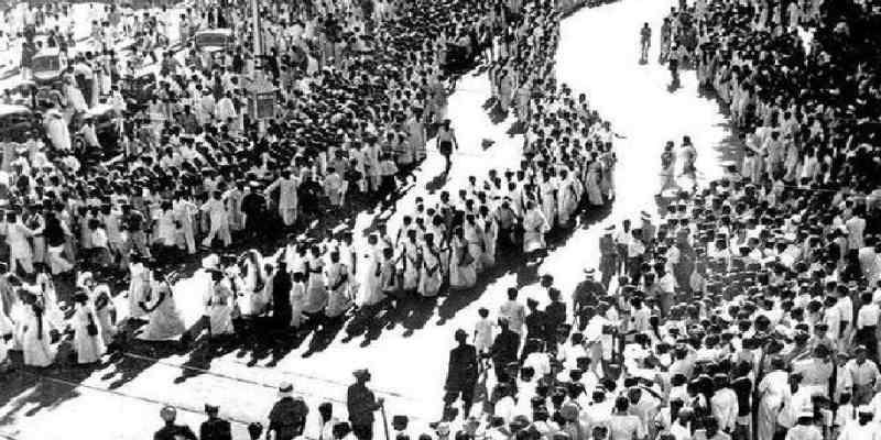 Ultimate Trivia Quiz On Quit India Movement