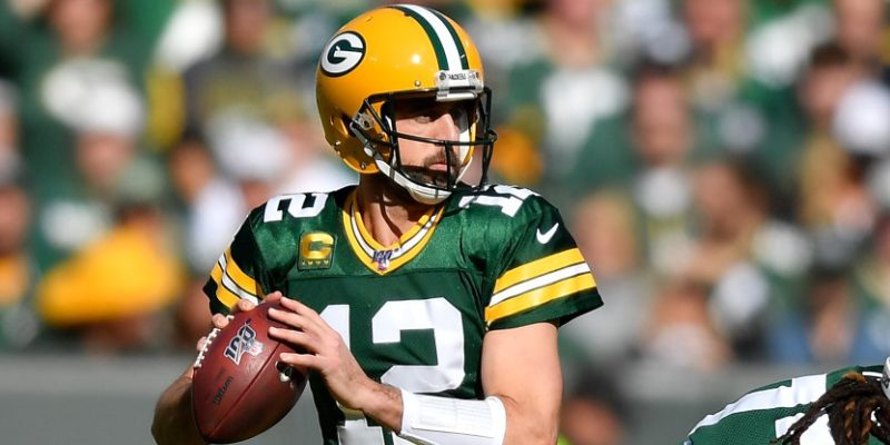 Ultimate Trivia Quiz On Aaron Rodgers