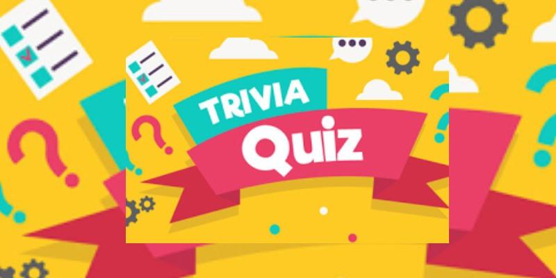 Mixed Trivia Quiz For 1st Grade
