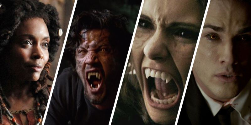 Are You A Vampire, A Werewolf Or A Witch Quiz