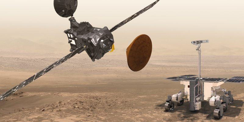 Ultimate Trivia Quiz On ExoMars Mission In Europe